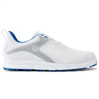 FootJoy SuperLites XP Golf Shoes - White/Grey/Blue