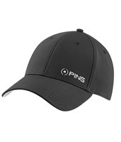 Ping Eye Cap Black