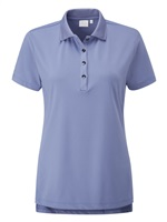 Ping Ladies Sedona Polo Shirt Bleached Denim
