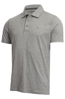 Calvin Klein Golf Newport Polo Shirt Silver