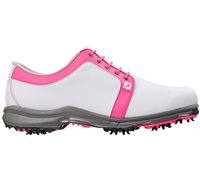 FootJoy Ladies AWD Golf Shoes White Pink