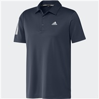 Adidas 3-Stripe Basic Polo Shirt Collegiate Navy/White
