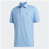 Adidas Ultimate365 2.0 Solid Polo Shirt Light Blue