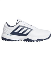Adidas 360 Bounce SL Shoes Cloud White/Collegiate Navy/Grey Two