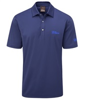 Oscar Jacobson Chap Tour Polo Shirt Navy