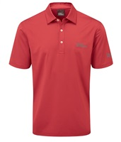 Oscar Jacobson Chap Tour Polo Shirt Red