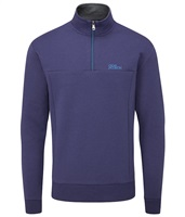 Oscar Jacobson Hawkes Tour Mid Layer Navy