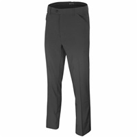 Island Green Tapered Stretch Breathable Trousers Charcoal