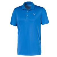 Puma Rotation Solid Polo Shirt Blue