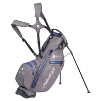 Motocaddy HydroFLEX Golf Stand Bag Charcoal/Blue