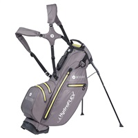 Motocaddy HydroFLEX Golf Stand Bag Charcoal/Lime