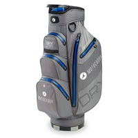 Motocaddy Dry Series Golf Cart Bag Charcoal/Blue