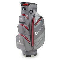 Motocaddy Dry Series Golf Cart Bag Charcoal/Red