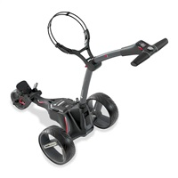 Motocaddy M1 Electric Trolley Standard Lithium Battery Graphite