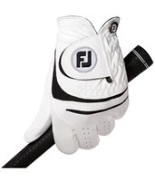 FootJoy WeatherSof Golf Glove Left Hand White