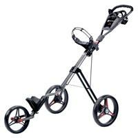 Motocaddy Z1 Push Trolley Graphite/Red