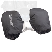 Motocaddy Deluxe Trolley Mittens Pair Black