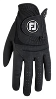 FootJoy WeatherSof Golf Glove Right Hand Black