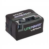 Motocaddy LitePower 12V Extended Lithium Battery & Charger