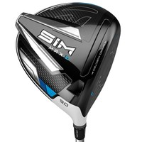 TaylorMade SIM Max Draw Driver Mens Left Hand