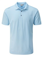 Ping Lincoln Golf Polo Shirt Sky Blue