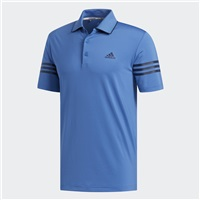 Adidas Ultimate365 Blocked Polo Shirt Trace Royal/Collegiate Navy