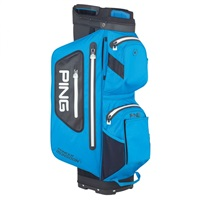Ping Pioneer Monsoon Waterproof Golf Cart Bag Azure Blue