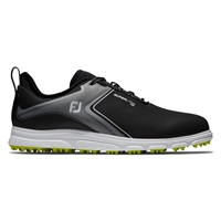 FootJoy SuperLites XP Golf Shoes - Black/Lime