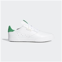 adidas Adicross Retro Golf Shoes - Cloud White/Green/Gum