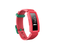 Fitbit Ace 2 Fitness Tracker Watermelon/Teal