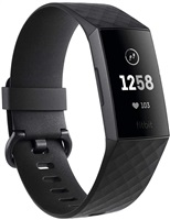 Fitbit Charge 3 Special Edition Smart Watch Graphite/Black
