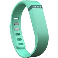 Fitbit Flex Wireless Activity Plus Sleep Wristband Teal Europe