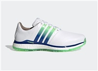 adidas Tour 360 XT SL 2.0 Golf Shoes - White/Blue/Mint