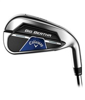 Callaway Big Bertha B21 Irons Steel - Custom Fit