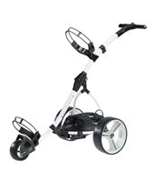 Motocaddy S1 Electric Trolley 18 Hole Lithium Battery Alpine