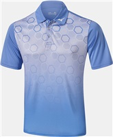 Mizuno Gradient Hexagon Polo Sax