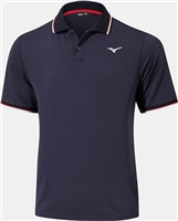 Mizuno Quick Dry Performance Plus Polo Shirt Deep Navy