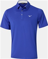Mizuno Quick Dry Performance Polo Reflex Blue