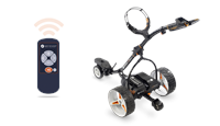 Motocaddy S7 Remote Control Electric Trolley with Lithium Battery Black