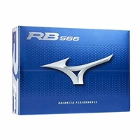 Mizuno RB 566 Golf Balls White