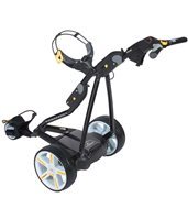 Powakaddy FW5 18 Hole Lithium Electric Trolley Black