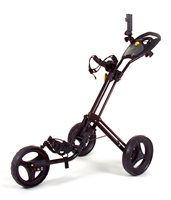 Powakaddy Twinline 4 Trolley Black
