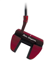 Ben Sayers XF Red NB5 Putter Right Hand