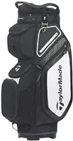 TaylorMade 2020 Pro 8.0 Golf Cart Bag Black/White/Charcoal