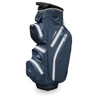 Masters Tourdri Waterproof Golf Cart Bag Navy/Grey/Mint