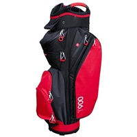 Masters T900 Cart Bag Black/Red