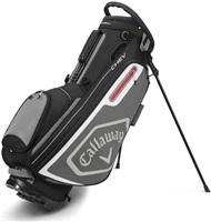 Callaway 2020 Chev Golf Stand Bag Black/Charcoal