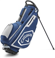 Callaway 2020 Chev Golf Stand Bag Navy/Silver