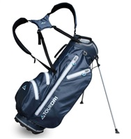 Masters Tour Dri Waterproof Stand Bag Navy