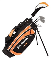 Ben Sayers Junior M1i Package Set Orange Right Hand